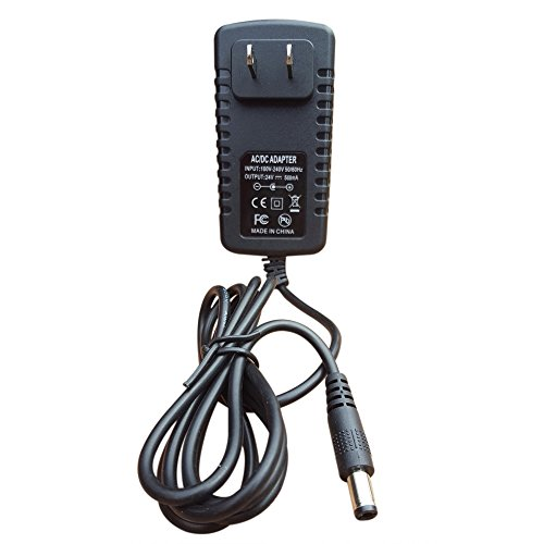 NEUPO 24 Volt Power Supply | Compatible with Polycom SoudPoint IP Phones 320, 321, 330, 331, 335, 450, 550, 650 | 24V DC VOIP IP Replacement Phone Adapter - Ip Phone Replacement