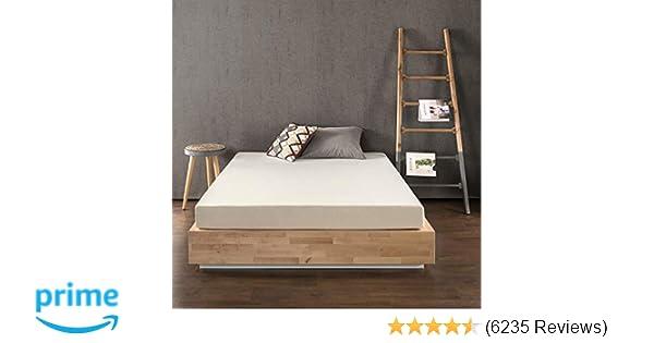 6 inch memory foam mattress topper queen Amazon.com: Best Price Mattress 6 Inch Memory Foam Mattress, Queen  6 inch memory foam mattress topper queen