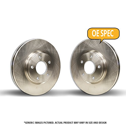 Front Rotors|S-Series|Superb-Choice||Heavy-Duty|2 OEM Replacement Disc Brake Rotors|1987 1988 1989 1990 1991 1992 1993 V8 MUSTANG GT LX|4Lug-(Ships from USA) -  Wholesalebrakes, WS-UC-FS-FR-412-HD