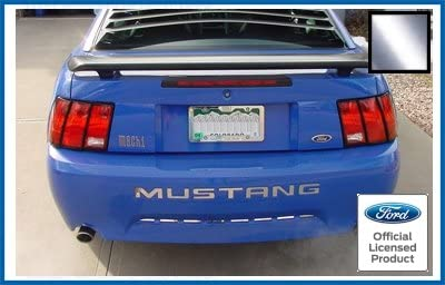 MUSTANG Rear Bumper Decals Letter Insert Stickers 1999-2004 SELECT COLOR Lime Green
