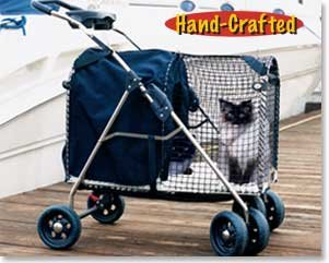 5Th Ave Luxury Pet Stroller Suv - 4