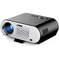 GooDGo Portable Mini Projector Full HD 1080P Private Home Theater Cinema