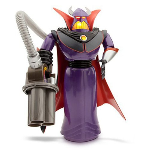 Toy Story 14 Deluxe Talking Zurg Action Figure by Disney (14 Inch Action Figure)