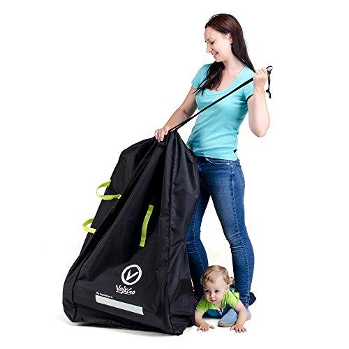 VolkGo Durable Stroller for or Check Bag