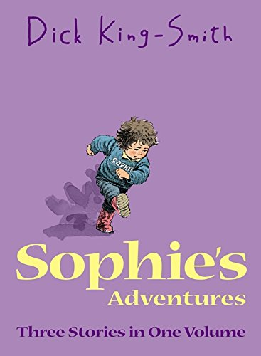 Sophies adventures sophie adventures dick king smith david sophies adventures sophie adventures dick king smith david parkins 9781844289912 amazon books fandeluxe Image collections