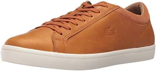 Lacoste Men's Straightset Crf Srm Fashion Sneaker
