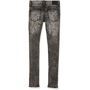 IKKS Junior Boy's Denim Skinny Light Grey Jeans