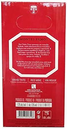 Jrp Montes Ermos 2 Bag in Box 5L Vino 13% Tinto (2)