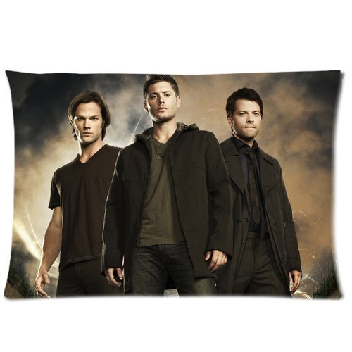 Custom Supernatural Pillowcase Standard Size 20