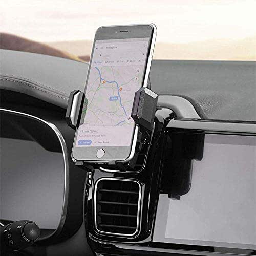 Amoner Air Vent Phone Holder, Car Phone Mount Holder Cradle, Compatible with iPhone Xs Max XR X 8 8 Plus 7 7 Plus SE 6S Galaxy S10 S9 S8 S7 and Phones Under 6 inches