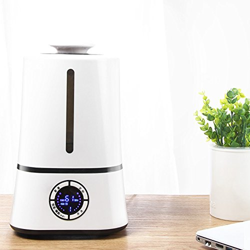 Jshq Humidifier Waterless Auto Shut-off Home large capacity mute office bedroom air conditioning air purification small mini fragrance machine, cleaning plate