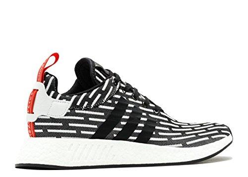 Original Us Men White Size Primeknit Zebra Pk Black Nmd 11 Core Adidas R2 RdzqwvRg