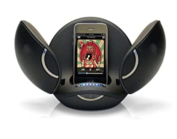 Vestalife firefly colourful speaker dock for ipod and: amazon. Co.