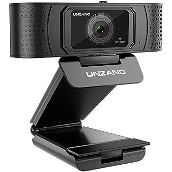 Amazon com: Full HD Webcam 1080P/1536P, Widescreen Video