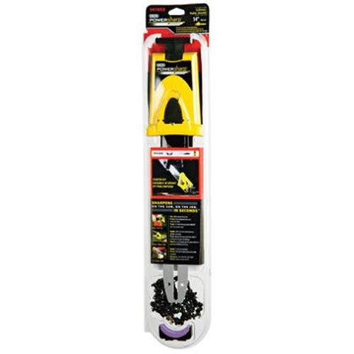 "Oregon Cutting Systems Oregon 541652 Powersharp 14"" Chainsaw Sharpener Kit"