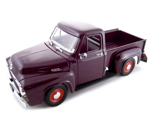 Yat Ming Scale 1:18 - 1953 Ford F-100 Pick Up Truck (Diecast Infiniti 1 18)