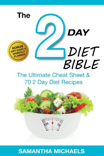 2 Day Diet : Diet Part Time But Full Time Results: The Ultimate 5:2 Step by Step Cheat Sheet on How To Lose Weight & Sustain It Now Revealed! -Reloaded Version (2 Day Diet Japan Lingzhi Slimming Pills)