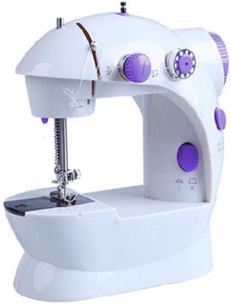 GSKTY - Máquina de Coser para casa, Mini multifunción de Oficina ...