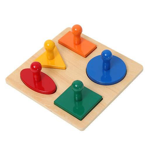 10 best montessori shape puzzle