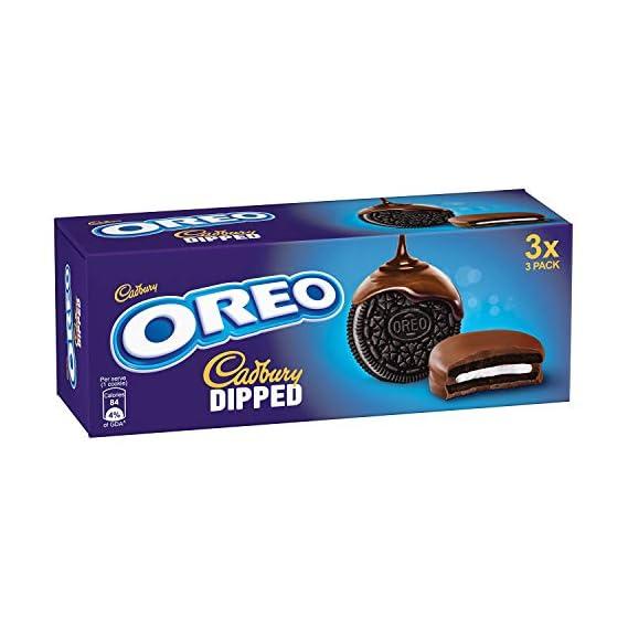 Cadbury Oreo Dipped Chocolate Cookie, 150g