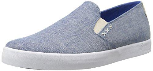 Sweeney by Oliver Sweeney Men's Mabillion Fashion Sneaker, Light Blue, 9 UK/10 M US