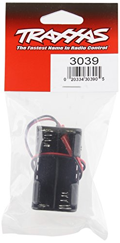 (Traxxas 3039 4-Cell Battery Holder, No switch)