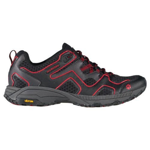 Jack Wolfskin FREQUENCE TRAIL MEN red fire