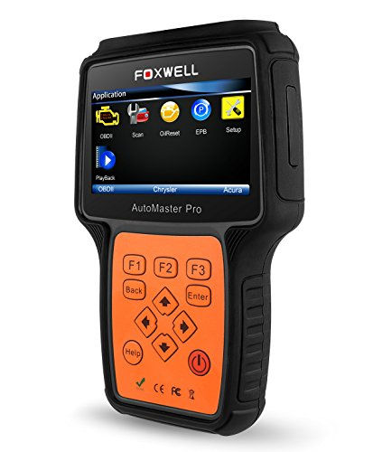 FOXWELL Automotive Scanner Transmission Diagnostic product image