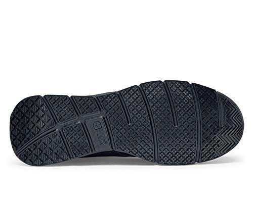 Schwarz Shoes for Crews 41439-43//9 CATER II HERREN Rutschhemmende Sneaker Herren Gr/ö/ße 43 EU