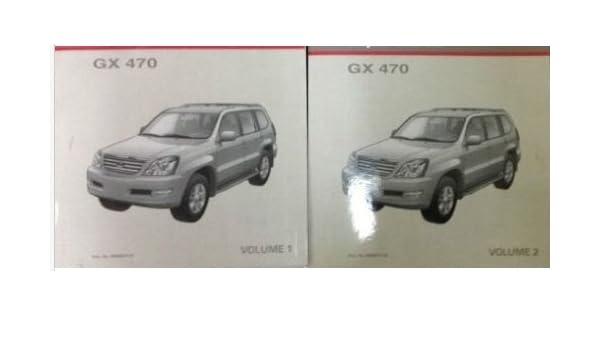 2004 lexus wiring diagram 2004 lexus gx470 gx 470 service shop repair manual set new w  2004 lexus gx470 gx 470 service shop
