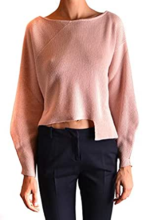 4815b86bab7 Image Unavailable. Image not available for. Color: Pinko Women's  1G13d3y4p1p32 Pink Wool Sweater