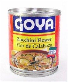 (Goya Zucchini Flower (Flor de Calabaza) 7 ounce Can)