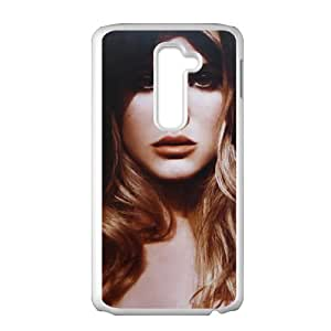 Special female star Cell Phone Case for LG G2