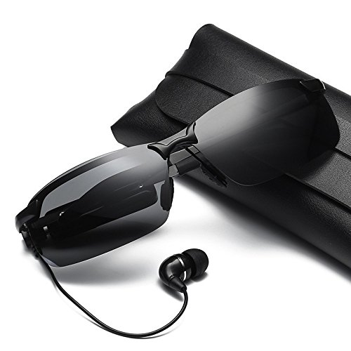 de Bluetooth lunettes polarisées Un intelligentes Oreillette Shop soleil soleil Bluetooth Bluetooth lunettes de 6 lunettes Lunettes BTESxf