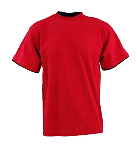 Layered Crewneck T-Shirt - 5