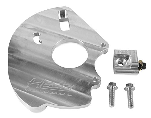 Hess Motorsports 204004 Rotor Guard with Pro Block by Hess Motorsports