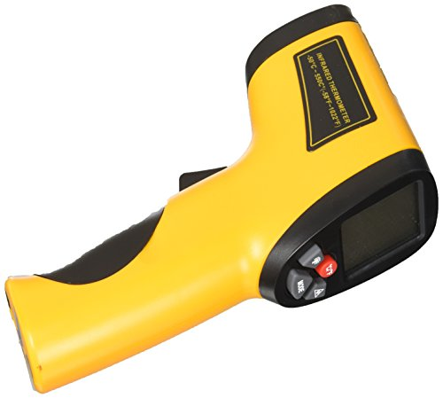 Neiko 20738A Infrared Thermometer | Non-Contact with Laser Targeting by Neiko