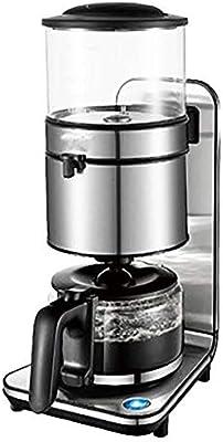 YBCD Cafetera eléctrica/Cafetera Americana de Acero Inoxidable ...