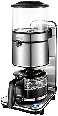 YBCD Cafetera eléctrica/Cafetera Americana de Acero ...