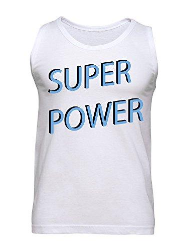 Super Power Men's Tank Top
