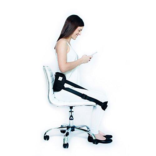 Supportiback® Better Back   Ergonomic Lower Back Support Brace for a Betterback (Supportiback+) ()