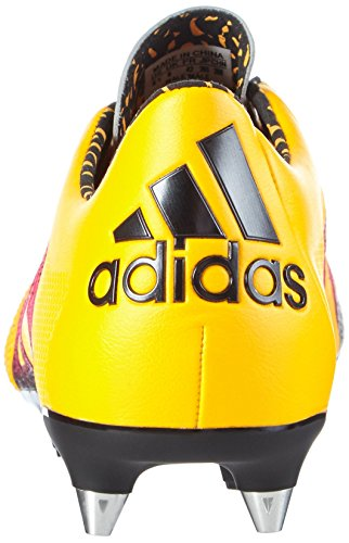 shock Adidas Arancione 1 solar Sg Black Scarpe X Leather Pink 15 core Da Calcio Uomo Gold rrqw714