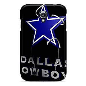 Premium Dallas Cowboys Heavy-duty Protection Case For Galaxy S4