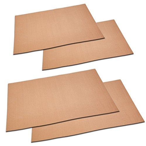 Review Copper Chef Grill and Bake Mats (2 Pack)