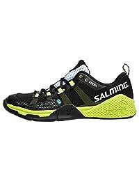 Salming Kobra Black/Yellow Men's Indoor Court Shoes