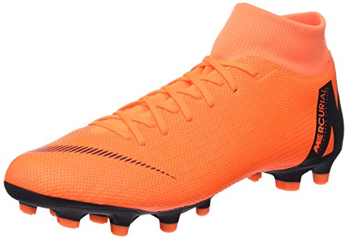 Academy Orange Total Black VI Homme Orange Total Football 810 Black Superfly Nike de Mercurial t Chaussures MG Multicolore POZSnUtwq