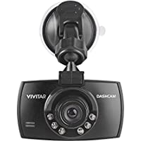 Vivitar DCM106 Dash Cam with 2.4 LCD