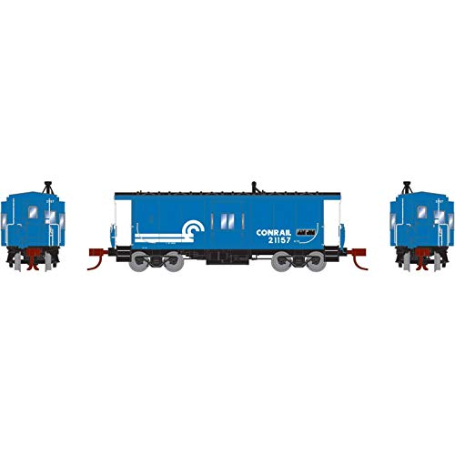 Athearn N Bay Window Caboose CR #21157, ATH26715 ()