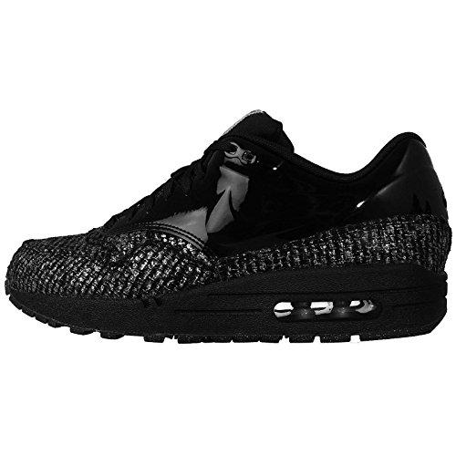 Running Chaussures 1 Silver Vt 002 Max Black Nike Air 615868 Qs Sneakers De Metallic qTYxZ