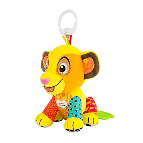 41Nytj9IPiL - Lamaze Disney Lion King Clip & Go, Simba Baby Toy